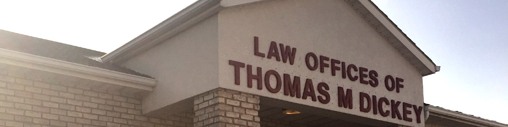 Altoona Community Involvement of Law Offices of Thomas M. Dickey